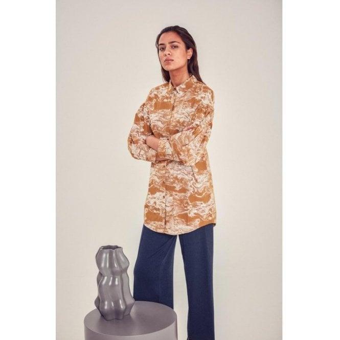 Ichi Swann Long Sleeved Shirt