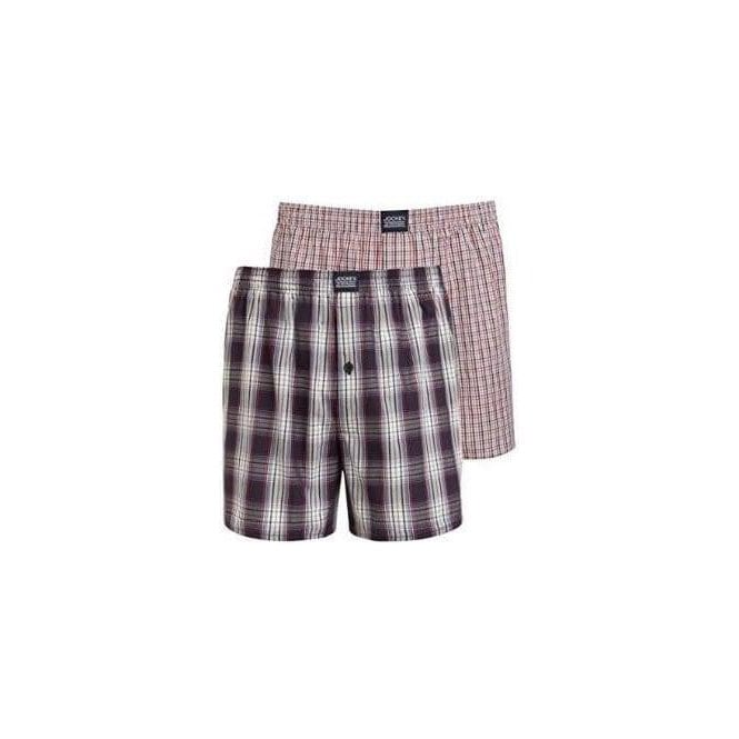 Jockey Everyday Boxer Woven 2 Pack