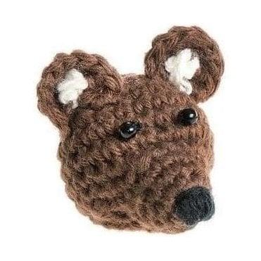 Mini Bear Brooch