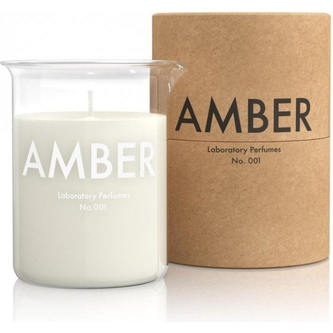 Laboratory Perfumes Amber Scented Candle (200g)