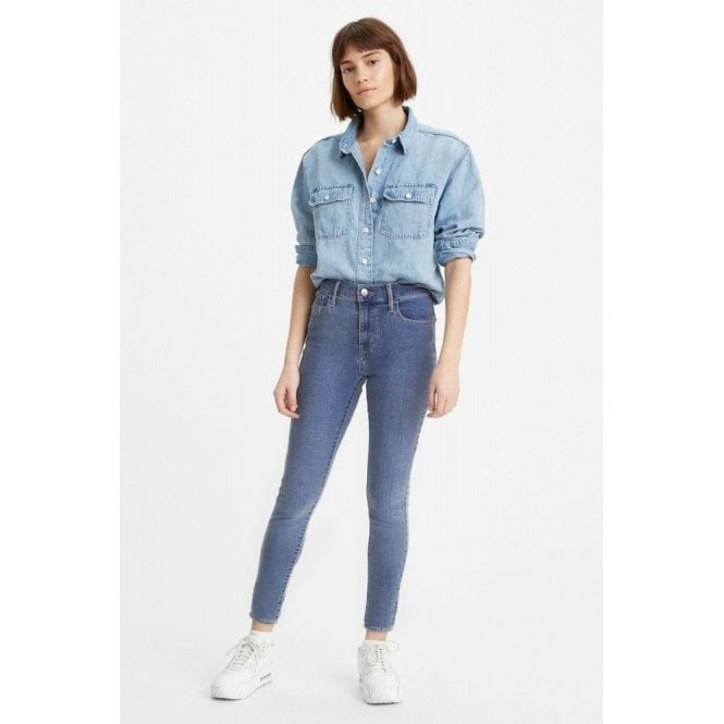 Levi's 720™ High-Waisted Super Skinny Jeans