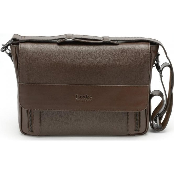 Loake Horseguards Messenger Bag
