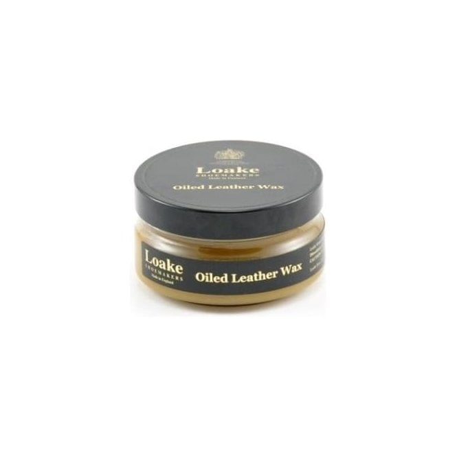 Loake Oiled Leather Wax