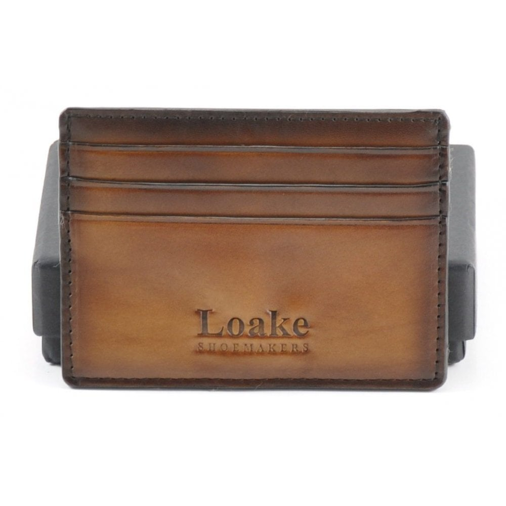 Loake Sterling Card Holder - Mens Bags  O C Butcher a6098fb5e9472