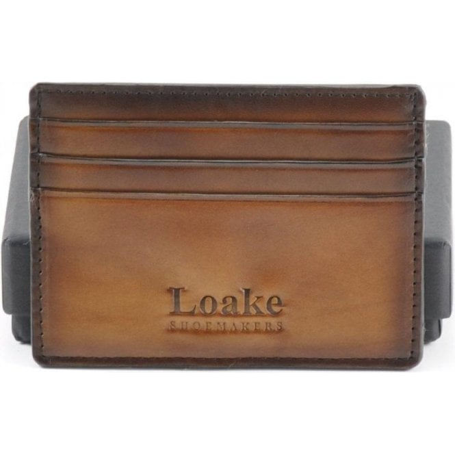 Loake Sterling Card Holder