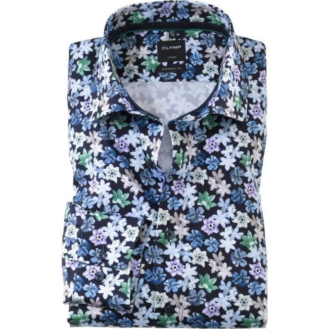 Luxor Floral Print Shirt