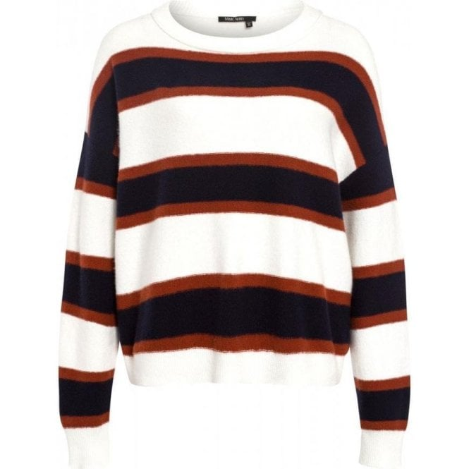 Marc Aurel Block Ring Sweater