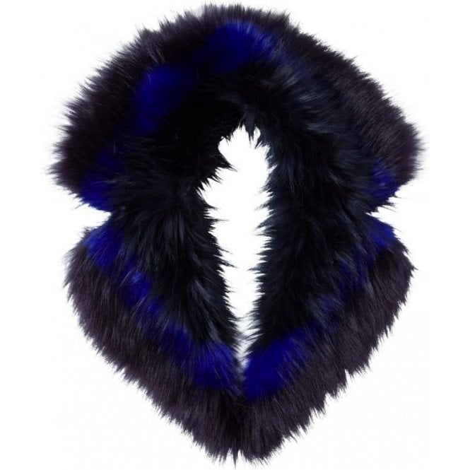 Marc Aurel Faux Fur Scarf