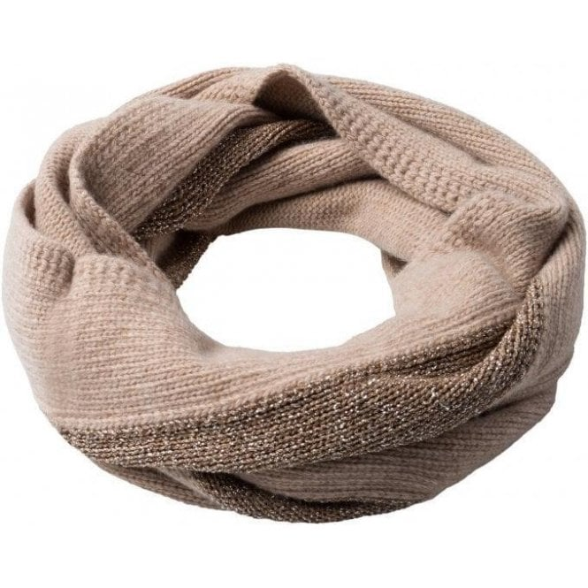 Marc Aurel Knitted Wool Cashmere Mix Scarf