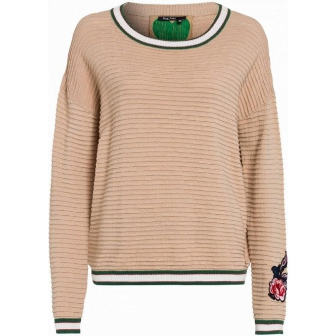 Marc Aurel Ribbed Jumper