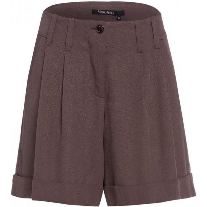 Marc Aurel Shorts with Pleats