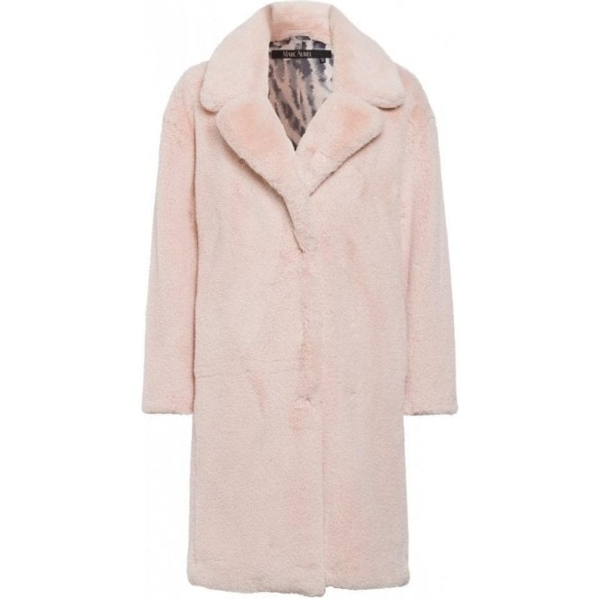 Marc Aurel Teddy-Look Coat