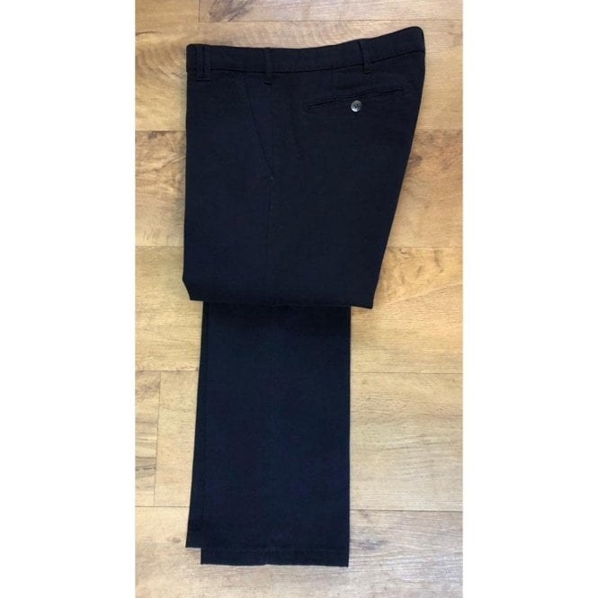 Meyer Rio Cotton Stretch Trousers