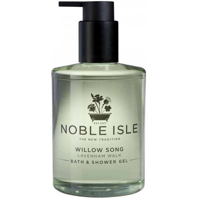 Noble Isle Willow Song Bath & Shower Gel 250ml