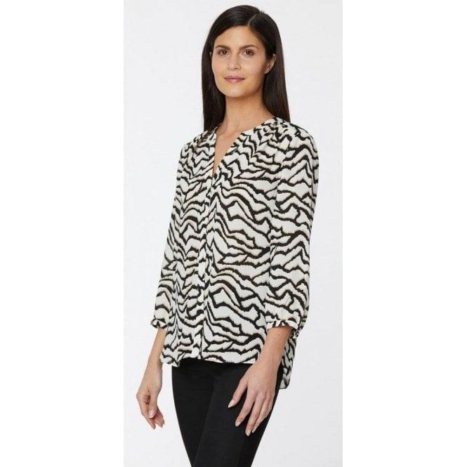 NYDJ 3/4 Sleeve blouse