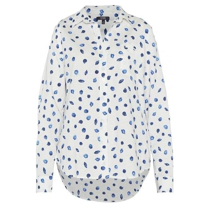 NYDJ Linen Shirt
