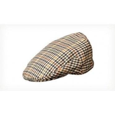 Hereford Pure New Wool Tweed Cap