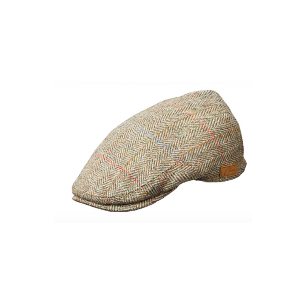 Olney York Harris Tweed Cap - Men Latest Products Available Online ... 45c456a4035
