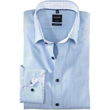 Modern Fit Stripe Shirt