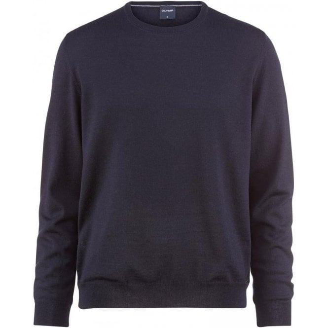 Olymp New Wool Crew Neck Pullover