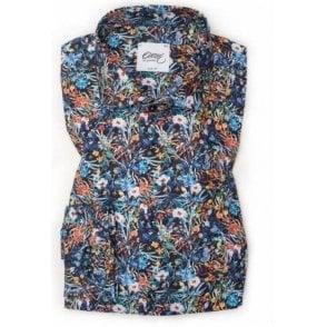Flower Print Shirt