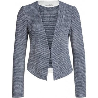 Knitted Look Jacket