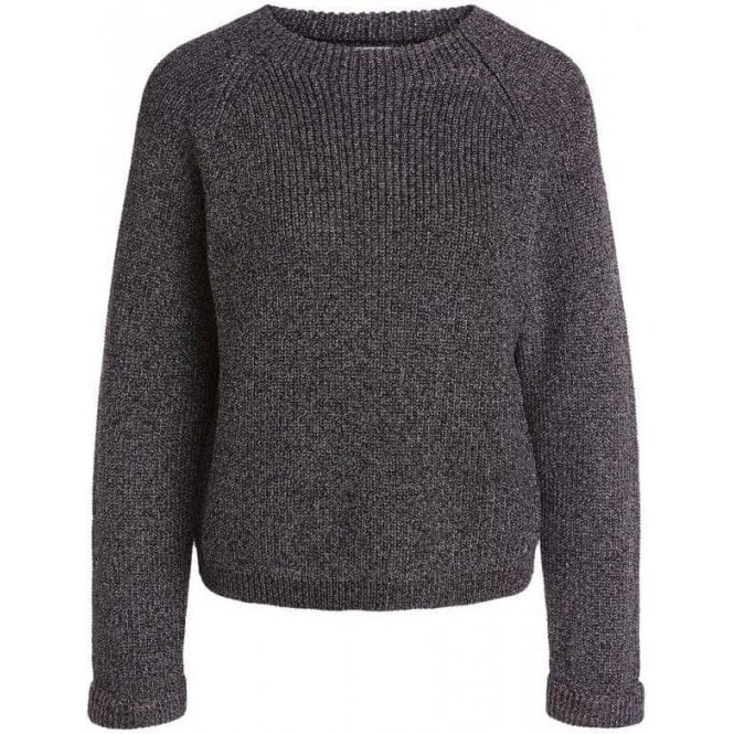 Oui Lurex Knitted Jumper