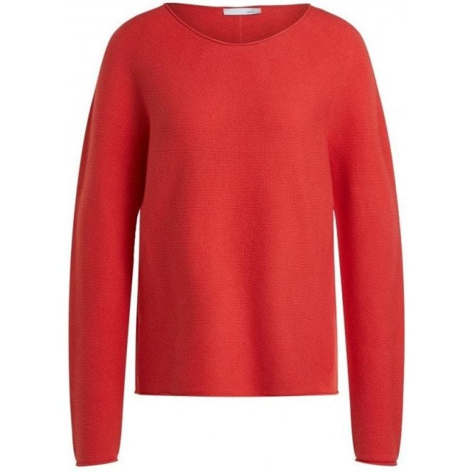 Oui Oversized Look Knitted Jumper