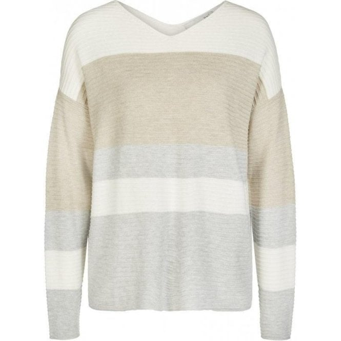 Oui Ribbed Jumper