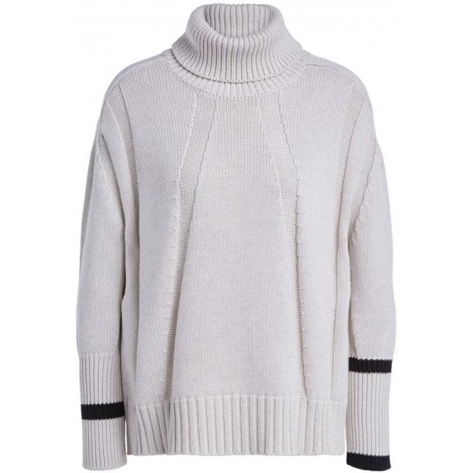 Oui Roll Necked Sweater