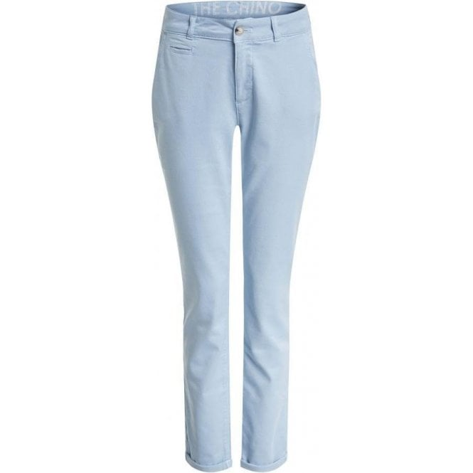 Oui Slim Fit Trousers