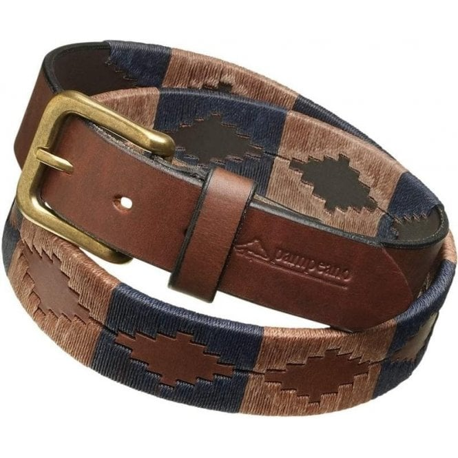 Pampeano Polo Belt – 'Jefe'