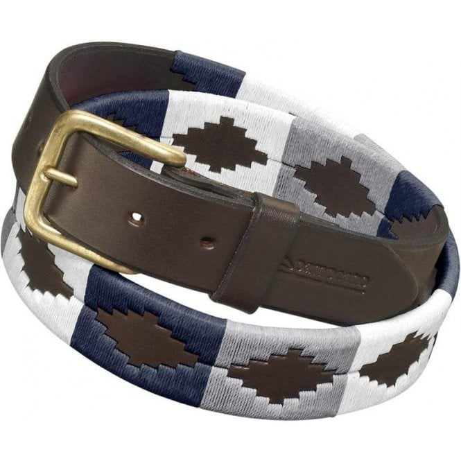 Pampeano Polo Belt – 'Roca'