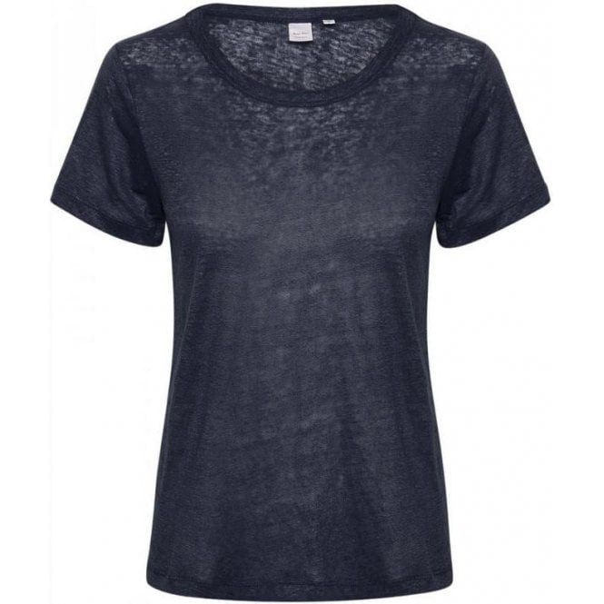 Part Two Ratan Linen T-Shirt