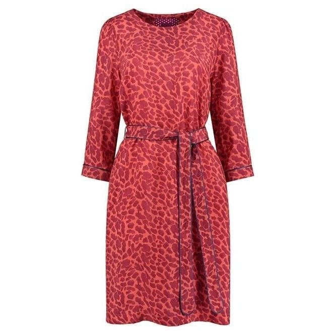 Pom Amsterdam Hidden Gems Red Dress