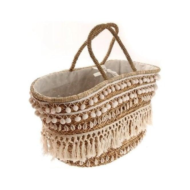 Pranella Shell Beach Bag