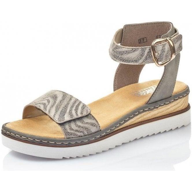 Rieker 67952 Ladies Sandals