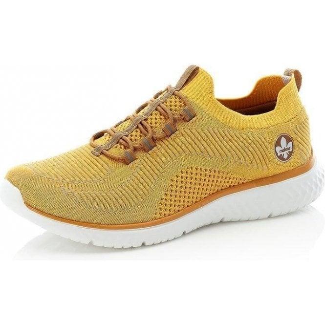 Rieker N9474 Ladies Lace Up Shoes
