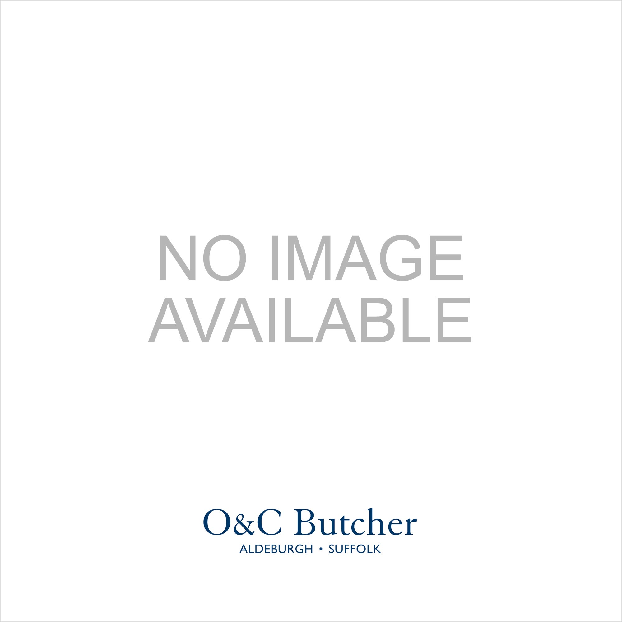 "RM Williams 1 1/2"" 3 Piece Solid Hide Belt"