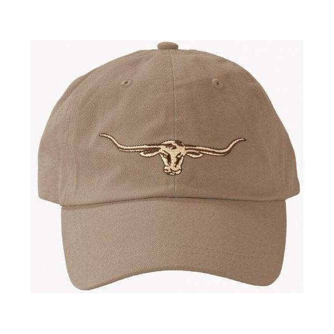 RM Williams Steers Head Logo Cap