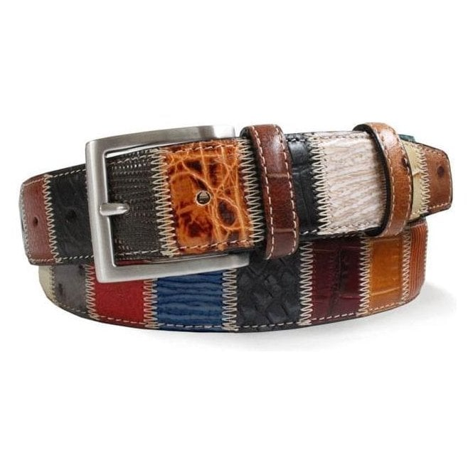 Robert Charles Patchwork Belt