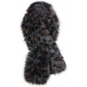 Black Jaguar Scarf