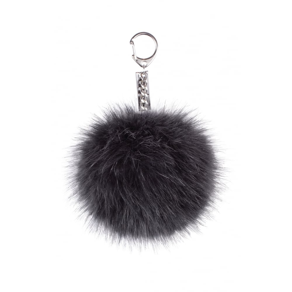 Ruby   Ed Smoke Pom Key Ring - Women Latest Products Available ... b5491316c918