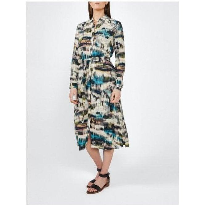 Sandwich Dynamic All-Over Print Dress