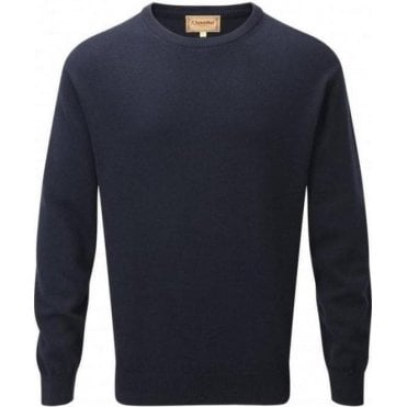 Cashmere/Cotton Crew Neck