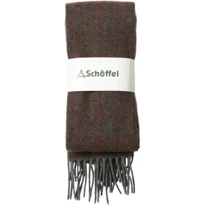 Schöffel House Tweed Scarf
