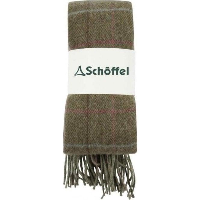 Schöffel Ladies Tweed Scarf