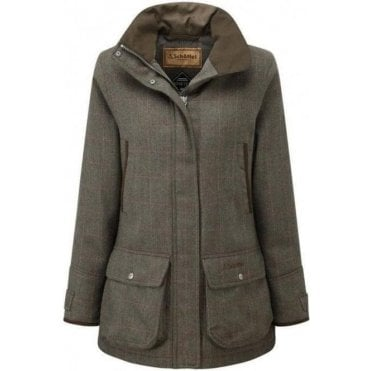 Ptarmigan Ladies Tweed Coat