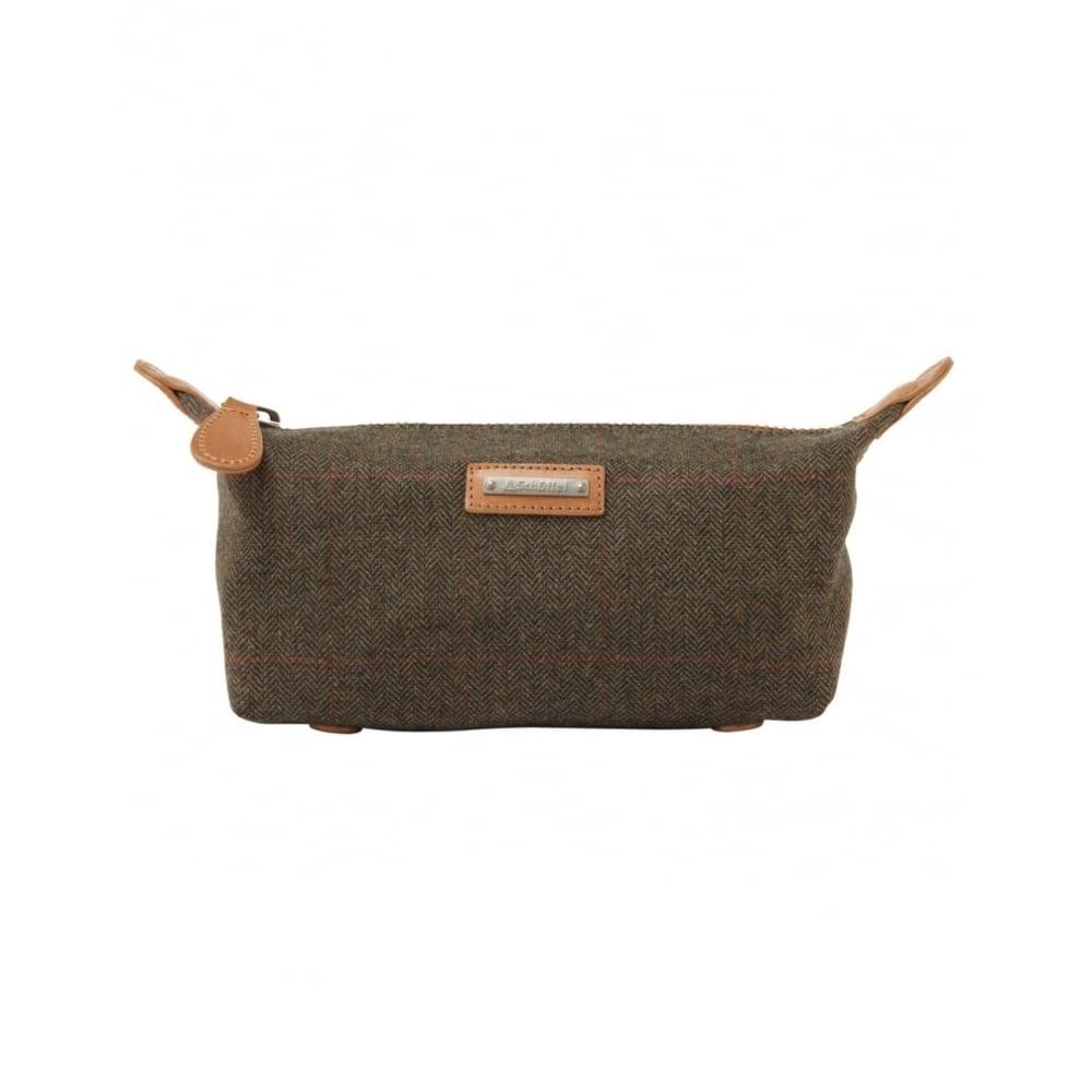 Schöffel Tweed Wash Bag - Mens Bags  O C Butcher d24eec419e3ae