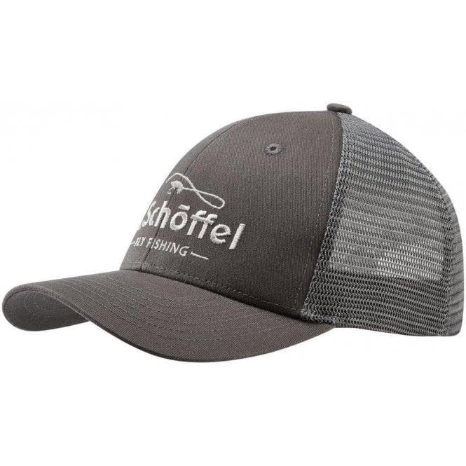 Schoffel Fly Fishing Trucker Cap